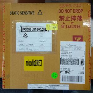 Express shipment from microchip